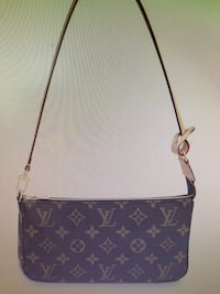 16672f45b7bf Used Women s brown louis vuitton monogram sling bag for sale in ...