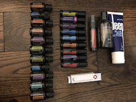 Sealed doTERRA Products