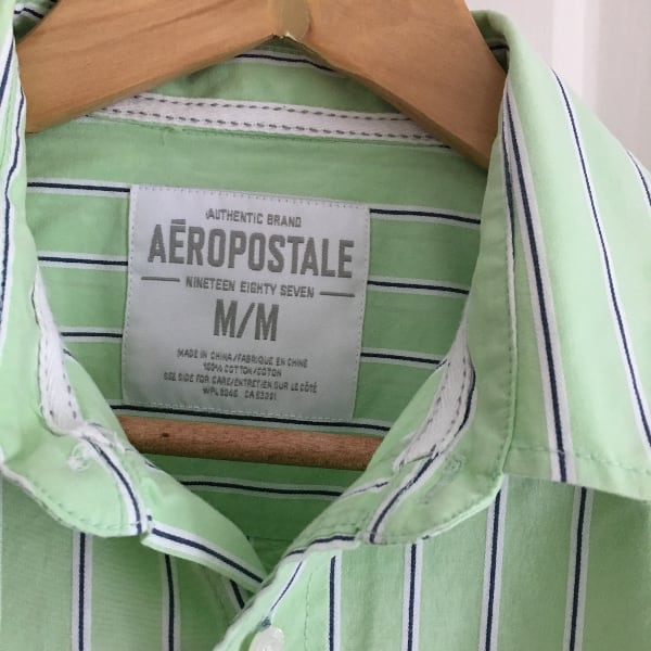 Aeropostale Men's Shirt Medium, excellent condition