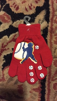 toddler's red and white onesie Santa Rosa, 95407