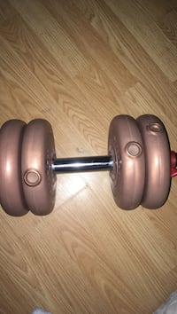 20lb dumbbell 541 km