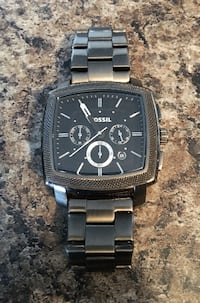 Fossil Men's Chronograph Watch.