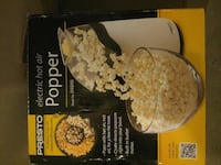 $5   Electric Popcorn Maker Santa Maria, 93454
