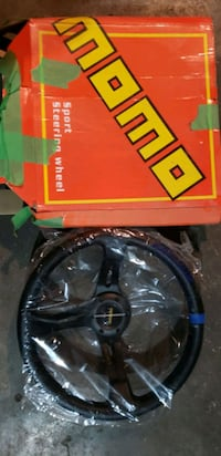 Momo steering wheel 100 obo.i have 5 or 6 of them