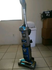 black and blue upright vacuum cleaner Bakersfield, 93306