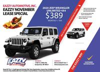 Jeep-Wrangler Unlimited-2020 Eastpointe