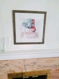 Nice art great framed pictures...