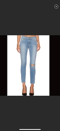 Frame Le Skinny de Jeanne cropped jeans Laval, H7T 3A7