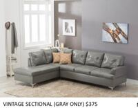 Leather Sectional Living Room Set Houston, 77041