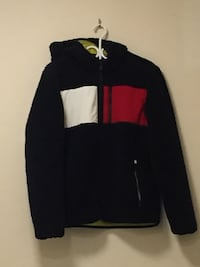 Tommy jacket worn a couple times its good condition medium Pickering, L1W 1K6
