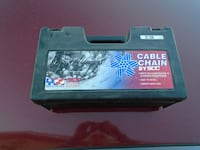 complete set of tire cables for snowy weather Las Vegas