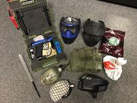 Paintball gear! Toronto, M1P 4V5