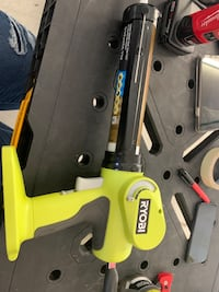 RYOBI 18-Volt ONE+ Power Caulk and Adhesive Gun (Tool Only)