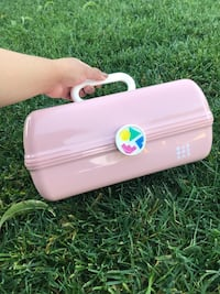 Makeup/stationery train case  Bakersfield, 93307