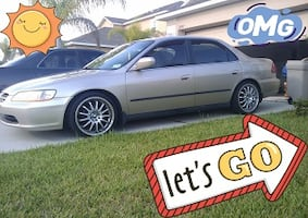 We are selling a 2000 Honda Accord EX PristineCondition