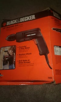 Black&Decker reversible drill and misc. Tools.  Baton Rouge