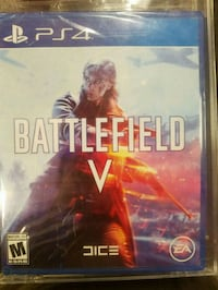 Battlefield V for ps4 and xboxone brand new  Hyattsville, 20785