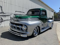 1951 Ford F1 No trim field Benicia