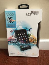 LifeProof NUUD case for iPad mini 3 - New in box! Independence, 44131