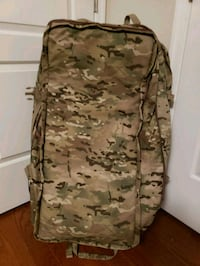 brown and black camouflage backpack West Springfield, 22152