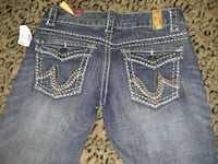 blue Miss Me denim bottoms Minneapolis, 55454