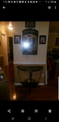 Mirror and Console Table Capitol Heights, 20743