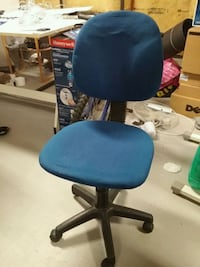 blue and black rolling chair Markham, L6E 0B2