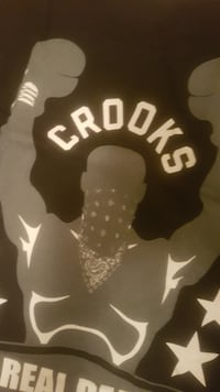 Brand New Crooks&Castles Mens LG Shirt