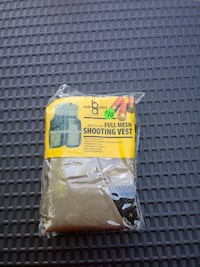 SHOOTING VEST Clear Spring, 21722