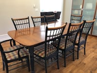 Dinning/Kitchen table and chairs Langley City, V3A 5S8