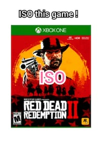who's selling this game?  San Marcos, 78666