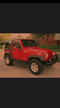 2ooo*OBO*Jeep - Wrangler - 2004 Automatic CAR Washington, 20037