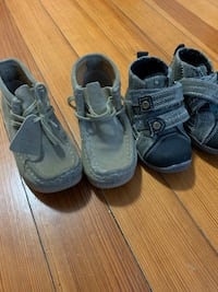 Boys shoes sizes 8 & 6 Lawrence, 01841