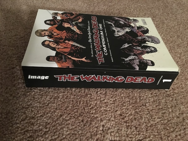 The Walking Dead Compendium Collection