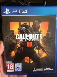 Call of Duty Black Ops 4 til PS4 selges!! Oslo, 0553