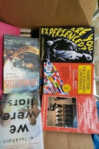 Board books, interesting stories , adventures and Allusions 3x $10 eac Fairfax, 22033