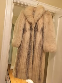 Women's Mink/Fox fur coat null