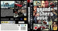Grand theft auto IV 7127 km