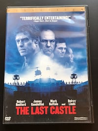 The Last Castle DVD Movie Leesburg, 20175