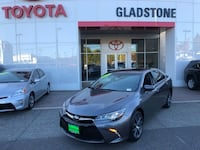 2016 Toyota Camry XSE V6 One Owner Leather Seats Fuel Efficient GLADSTONE, 97027