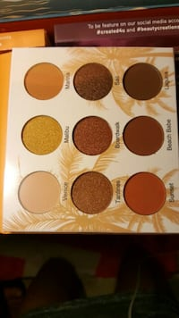 Beauty creations makeup pallet Ceres, 95307