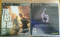 The Last Of Us & Resident Evil for PS3 Conway, 29526
