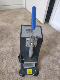Rosin Press Used once . Comes with power cable and extras.  Laurel, 20708