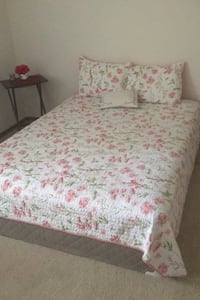 2 Queen size mattress with box