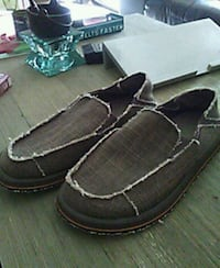 pair of brown leather loafers Brecksville, 44141