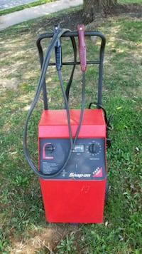 red and black Snap-on battery charger Bentonville, 72712