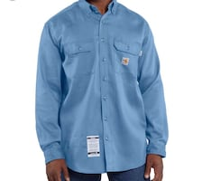 Carhartt FR long sleeve new w tags