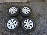 Ford F150 wheels / rims
