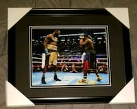Deontay Wilder Signed Boxing Photo Framed w/COA  Mississauga, L4T 3P7