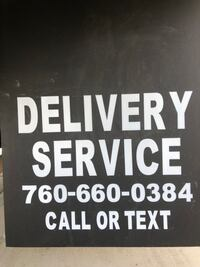 Furniture delivery Indio, 92201